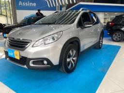 Peugeot 2008 1.6 Griffe Flex -2019-Único Dono-Garantia Fábrica!!