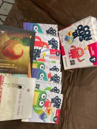 Livros coleçao Positivo 1 ano (usado)