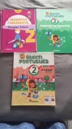 LIVROS BURITI PORTUGUÊS VOLUME 2