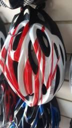 Ciclismo capacete
