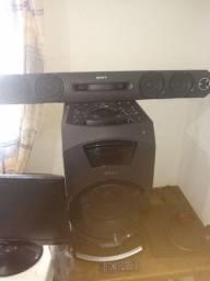 Som Sony  600 RMS (leia o anúncio )