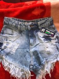 Calçãos jeans novos