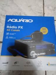 Radio px 40 canais