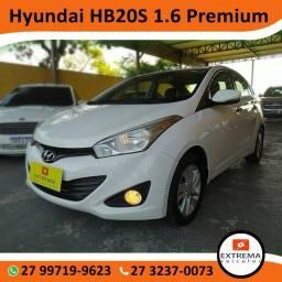 Hyundai Hb20S 1.6 Premium  AT Flex Muito Conservado