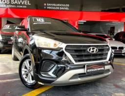Hyundai Creta 1.6 Automática Único Dono