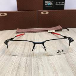 Óculos Oakley M3 Red armação de alumínio