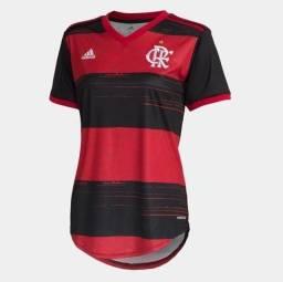 Camisa Do Flamengo Feminina Original
