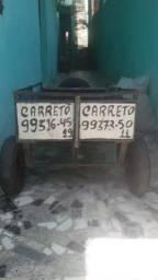 Carrocinha  de motor ou pra carro valo 550