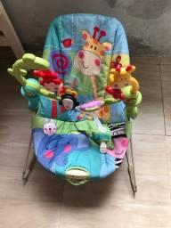 Carrinho, cangurú , cadeira Fischer pricer