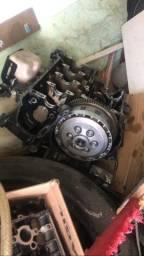 Peças do motor da xj6