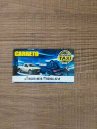 Carreto e aluguel de carro utilitário *