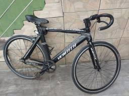Bike fixa/speed fibra de carbono