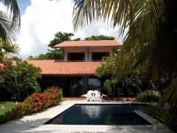 Casa de Luxo Beira Mar Praia dos Carneiros, 7 quartos 6 suítes, 2 Piscinas