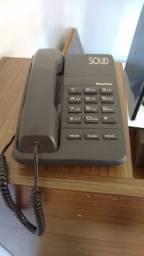 Telefone Com Fio Ibratele Solid