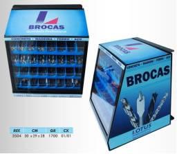 Expositor de Brocas