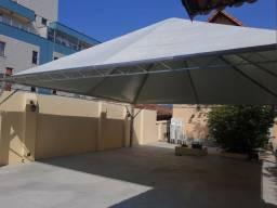 Alugamos e vendemos tendas de vários tamanhos