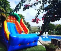 Ponei Kids locações de brinquedos para festas e eventos