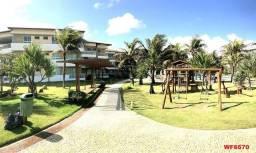Apartamento com 3 dormitórios à venda, 125 m² por R$ 680.000,00 - Porto das Dunas - Aquira