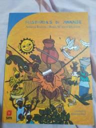 Livro Histórias de Ananse