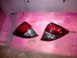 Lanternas Traseira Laterais da Honda HRV 2020.