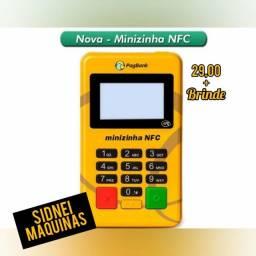 Minizinha PagSeguro NFC