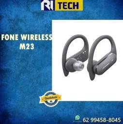 Fone De Ouvido Bluetooth Tws Sem Fio Jwcom M23 Touch