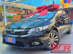 Honda Civic LXL 1.8 Flex Aut. Único Dono!