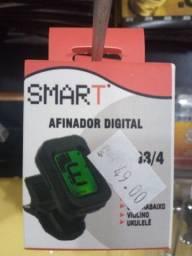 Afinador digital instrumentos