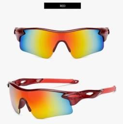 Óculos p/ ciclistas