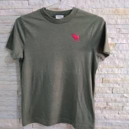 Camiseta infantil Abercrombie original 8/10