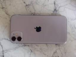 iPhone 11 64gb lilás ( moro em serra talhada )