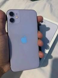 IPhone 11 128gb seminovo vendo ou troco