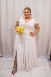Aluguel vestido de noiva