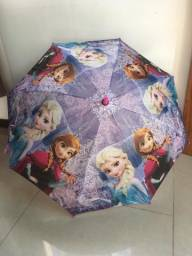 Guarda chuva infantil - personagens