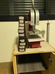 Máquina de corte de chinelo