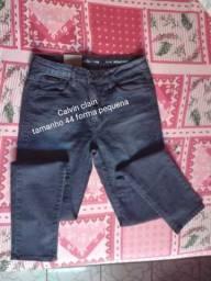Calcas jeans femininas novas