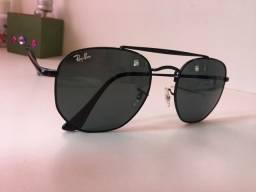 Óculos solar ray ban the Marshal hexagonal original com certificado