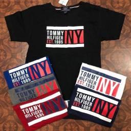 Camisa Tommy malha peruana / entrega gratuita para toda João pessoa