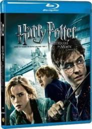 Blu-ray HP e as Relíquias da Morte 1