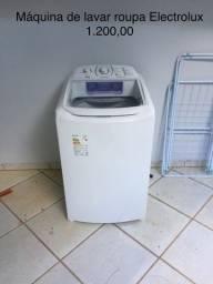 Máquina de lavar roupa Electrolux