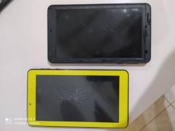 Tablet positivo e tablet DL (não aceito troca)
