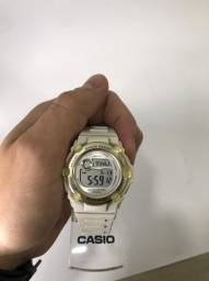 Relógio Casio branco baby-g digital original