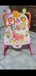Cadeira de balanço musical Fischer Price