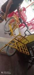 Bicicleta de carga zummi seminova