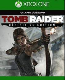 Tomb Raider Definitive Edition Xbox One Mídia Digital