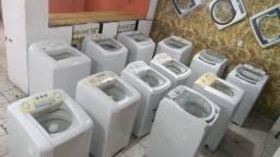 Maquina de lavar vendo compro pego na troca