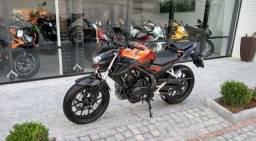 HONDA CB 500F ABS 2021