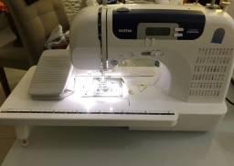 Máquina de costura brother cs6000i computer