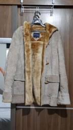Casaco XL para climas frios.