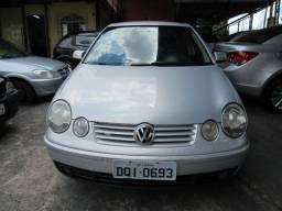 Vw polo 1.6 sedan flex 2005 completo